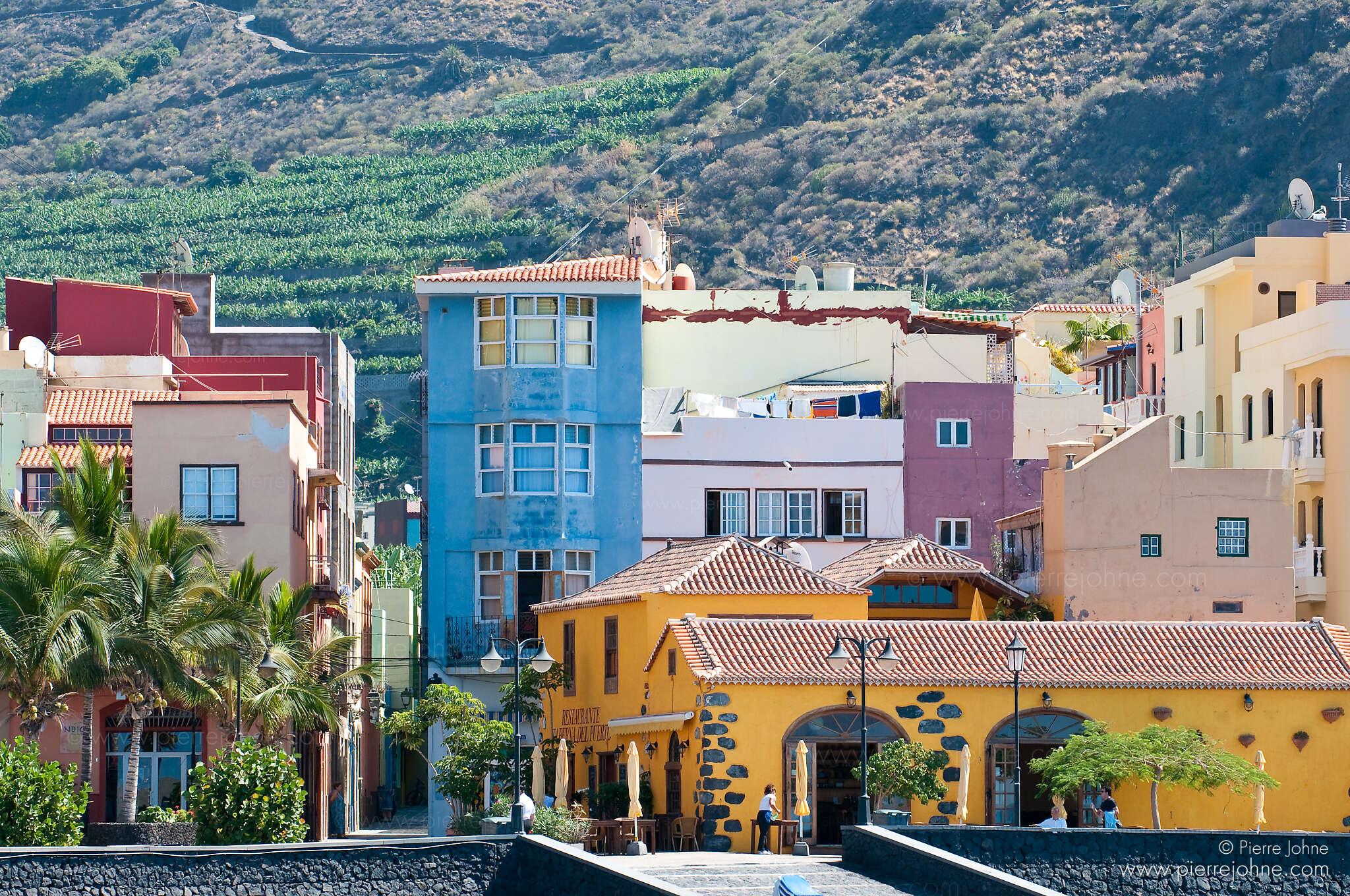 Puerto de Los Llanos, La Palma, Canarias, Spain