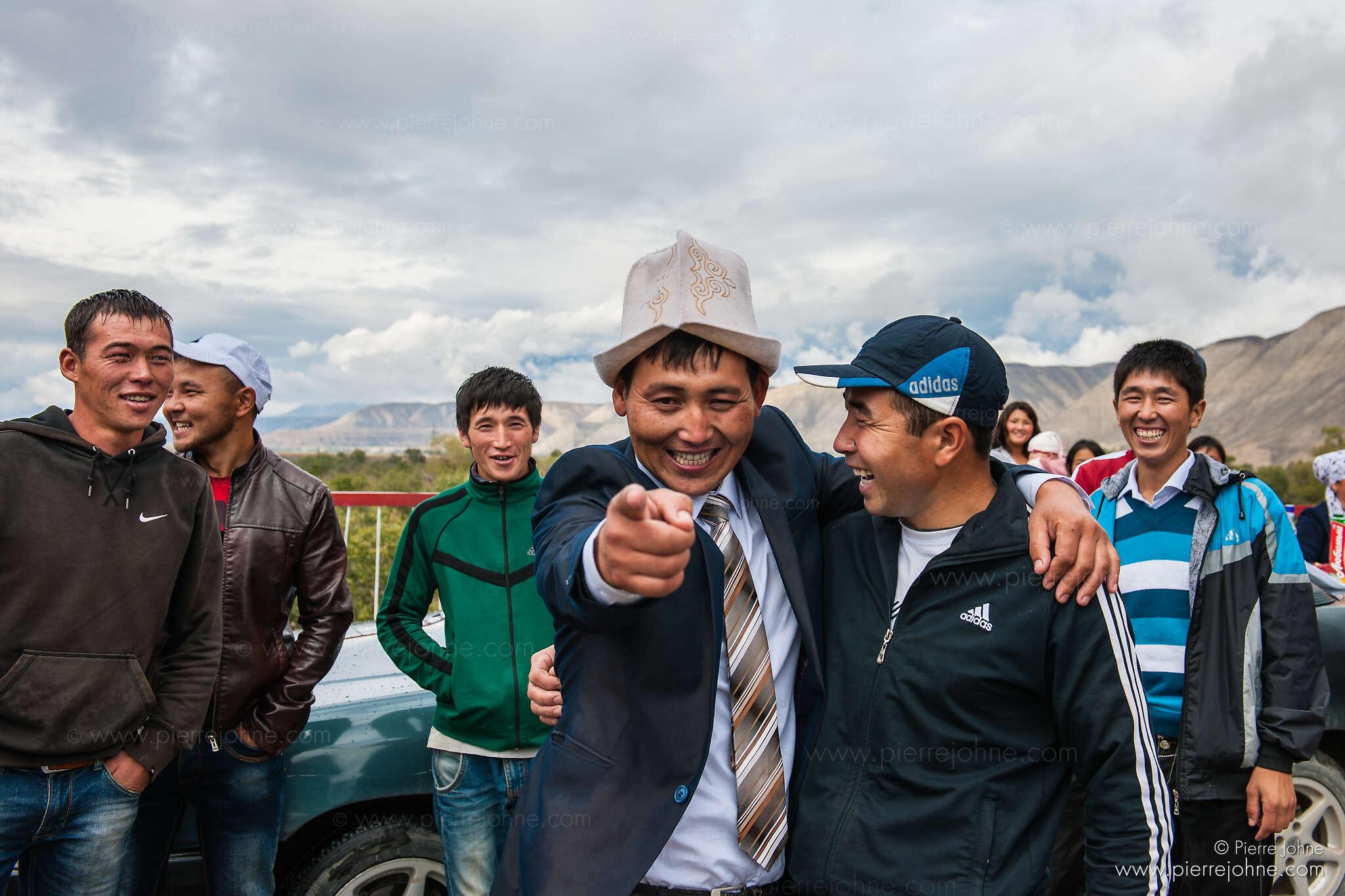 A Kyrgyz Wedding, Dschalalabat, Kyrgyzstan