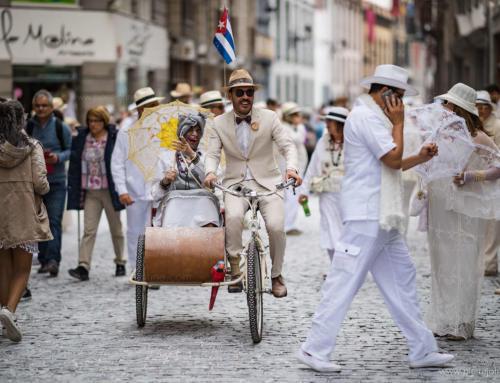 Karneval auf La Palma – von Babypuder bis zu brennenden Sardinen